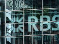 Marea Britanie pierde peste 2 mld. lire sterline, după vânzarea de acțiuni la RBS, bancă pe care a salvat-o în timpul crizei din 2008