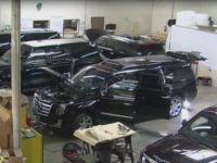 """""""Avionul"""" privat de pe sosea. Cele mai noi dotari ale masinilor care ajung sa coste si peste 500.000 de dolari"""