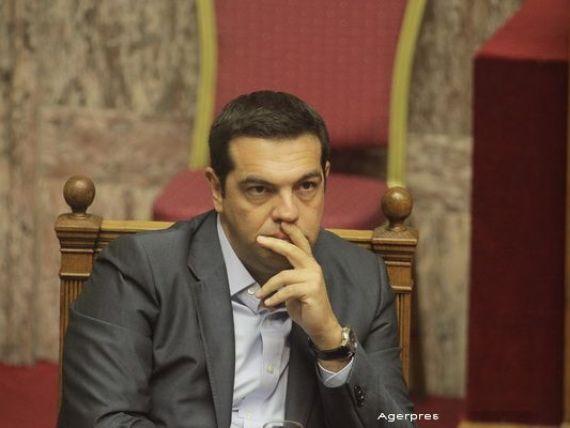 Bursa din Atena a inchis in scadere cu 7,87%, cotatiile bancilor s-au prabusit cu 24,25%. Indicele ASE, cel mai scazut nivel din ultimul sfert de secol