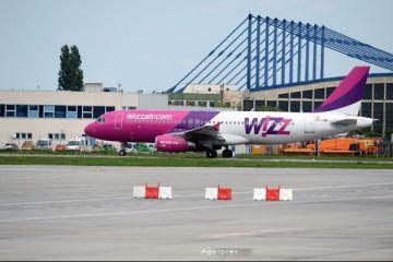 Wizz Air anunta reduceri de 20% pentru toate zborurile spre si dinspre Romania, rezervate in 26 aprilie