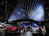 Mercedes depaseste Audi si ajunge pe 2 in topul principalilor producatori de automobile de lux din lume