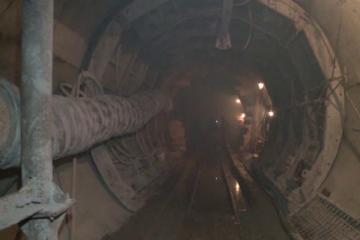 Cea mai lunga galerie hidroenergetica din Romania, de dupa 1984, a fost inaugurata. La cat s-a ridicat investitia