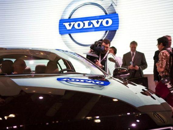 Volvo pregateste cheia digitala din telefonul mobil al soferului pentru deschiderea si pornirea masinii