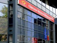 Postasii protesteaza in Bucuresti, cerand salarii mai mari si conditii mai bune de munca