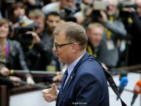 """Primul discurs al unui premier finlandez in 22 de ani. Economia se contracta de trei ani si are cea mai mica rata de crestere din Europa. Sindicatele ameninta sa """"blocheze"""" Finlanda"""