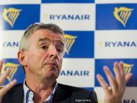 Ryanair deschide o baza la Bucuresti, cu trei aeronave. Investitia, 300 milioane dolari. Care va fi orarul de iarna si cate joburi vor fi create