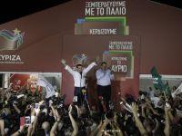 """Syriza castiga alegerile in Grecia. Tsipras se simte """"razbunat"""" si anunta refacerea guvernului de coalitie cu dreapta suveranista. Reactia PE si a Eurogrupului"""