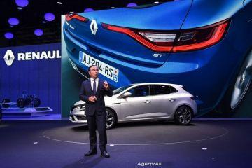 Renault a redus cu 20% bonusul directorului general Carlos Ghosn. Cat castiga seful gigantului francez care detine Dacia