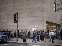 Apple, un nou record de  vanzari fenomenale . In trei zile, a vandut peste 13 milioane de iPhone 6S si 6S Plus
