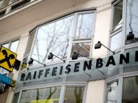 Raiffeisen Bank anunță o creştere a profitului net cu 2% în primul semestru, la 55 mil. euro