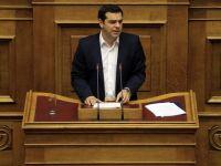 Apel rasunator al lui Tsipras: Reducerea datoriei Greciei si masuri de austeritate de 6,4 mld. euro