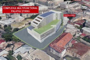 Bucurestiul ar putea avea primul palat de secol XIX cu mall.  Cred cu tarie ca e un caz de DNA