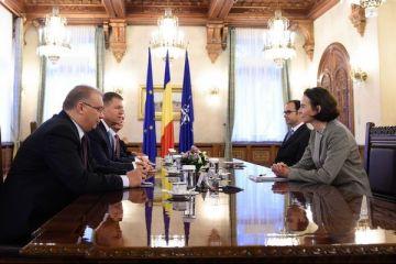 FMI nu crede ca Romania se mai califica pentru un nou acord. Discutii Iohannis - Fondul Monetar: Tara sa nu se indeparteze semnificativ de o abordare fiscal-bugetara prudenta. Reactia premierului