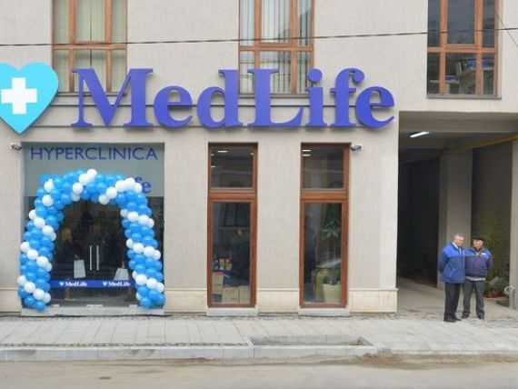 MedLife a inaugurat prima hyperclinica in Cluj-Napoca, dupa o investitie de 800.000 de euro