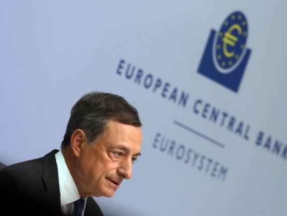 Mario Draghi: BCE este pregatita sa adopte in martie noi masuri de politica monetara