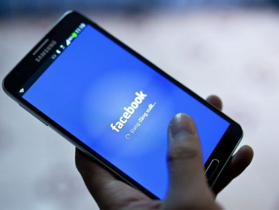 8,3 milioane de romani au cont de Facebook, crestere cu 1,22% fata de noiembrie 2015