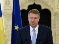 Iohannis confirma ca Romania nu va intra in zona euro peste trei ani:  Ne aflam intr-un non-stadiu, 2019 nu este un termen realist si realizabil