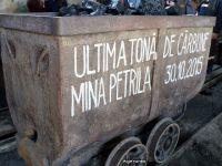 AFP: cea mai veche mina din Romania s-a inchis dupa 156 de ani