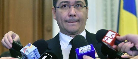 Victor Ponta a demisionat si i-a propus lui Klaus Iohannis un nou nume pentru fotoliul de premier:  Nimeni nu contesta calitatea guvernarii