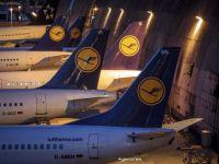 Greva de la Lufthansa continua si marti. Cat costa o saptamana de proteste
