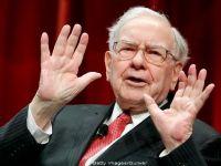 Miliardarul Warren Buffett a donat actiuni Berkshire de 3,17 mld. dolari fundatiei Gates si altor patru organizatii