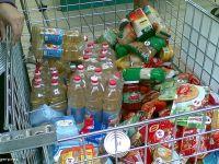 Inflatia in aprilie ramane negativa si atinge un nou minim istoric: minus 3,3%. Alimentele s-au ieftinit cu 7,4%