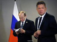 Gazprom anunta ca va scumpi gazele livrate Europei, la inceputul lui 2017. Ce avertisment transmite Ucrainei