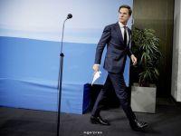 Premierul Olandei, in Financial Times: Uniunea Europeana risca sa se prabuseasca precum Imperiul Roman