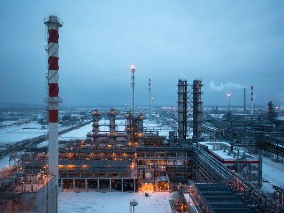 Lukoil cumpara petrol din Iran pentru rafinariile sale din Romania, Bulgaria si Italia