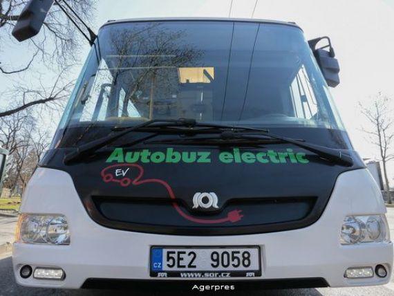 Transfagarasanul, traversat in premiera cu un autobuz electric