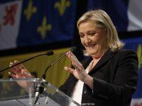 Franța: Partidul de extremă-dreapta condus de Marine Le Pen îl depășește pe cel al președintelui Macron și se plasează pe primul loc la alegerile europene