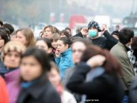 România a pierdut anul trecut încă 29.000 de locuitori, îmbătrânirea a accelerat