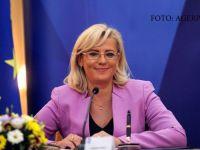 Surse POLITICO: Corina Cretu nu merge la sedinte, fumeaza in birou si isi trimite consilierii la magazin. Reactia comisarului european