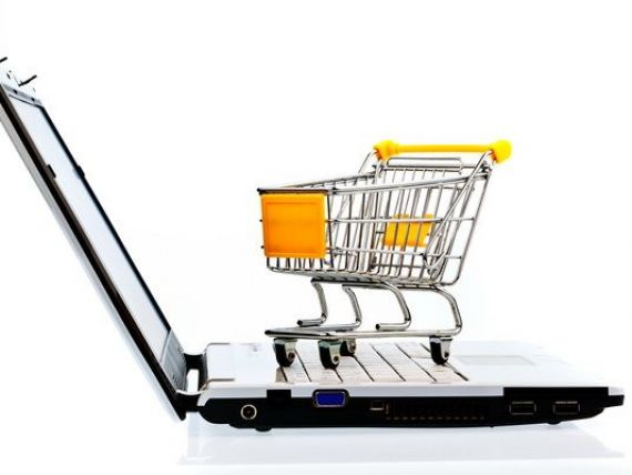Valoarea totala a retail-ului online local a crescut la 1,4 miliarde euro in 2015. Mobile-ul, avans spectaculos