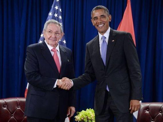Obama va vizita Cuba  in saptamanile urmatoare , dupa 88 de ani de la ultima vizita a unui presedinte american
