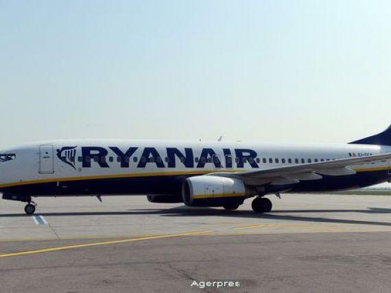 Ryanair a deschis prima sa baza din Romania. De cand va fi operationala si de la ce preturi pornesc biletele