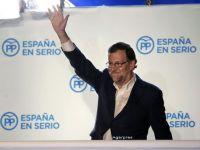 Rajoy, in cautare de sustinere pentru a forma o coalitie, dupa ce a fost pedepsit la alegeri pentru politica de austeritate si coruptia din Spania, unde o persoana activa din cinci este somera