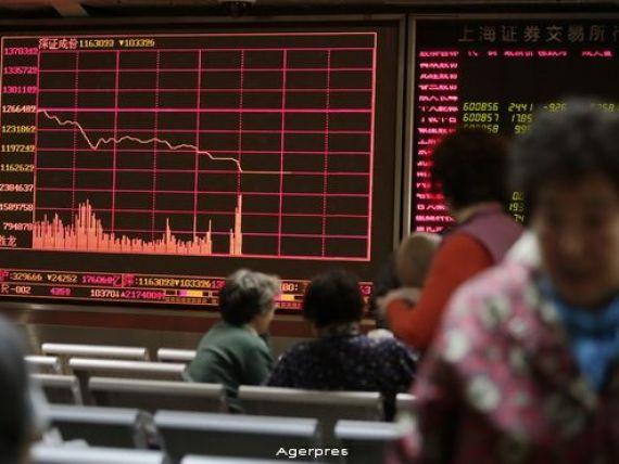 China, cel mai slab ritm de crestere economica din ultimii 25 de ani, in 2015. Ce a tras in jos a doua putere a lumii