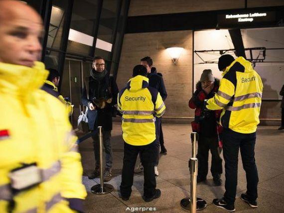 Schengen si libera circulatie in UE,  in pericol . Danemarca introduce controale la frontiera cu Germania