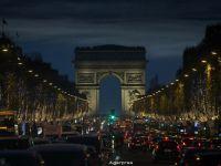 Bulevardul Champs Elysees din Paris va fi inchis pentru masini o duminica pe luna