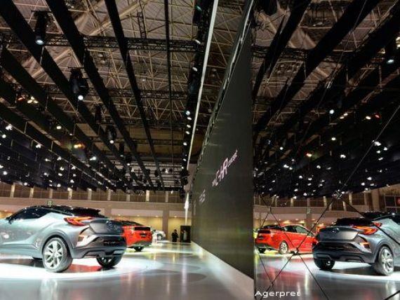 Toyota, cel mai mare producator auto in 2015, depasind Volkswagen