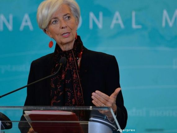 Sefa FMI, Christine Lagarde, solicita Chinei mai multa claritate in privinta politicilor sale economice