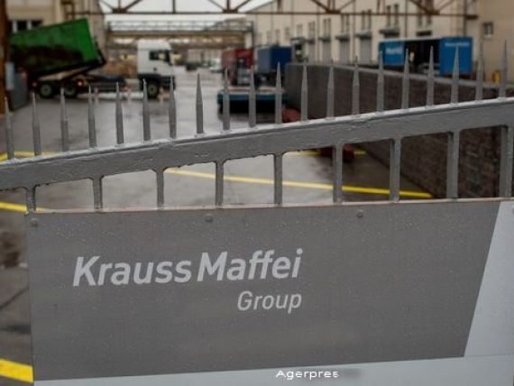 Cea mai mare investitie chineza in Germania: ChemChina cumpara KraussMaffei cu 1,01 mld. dolari