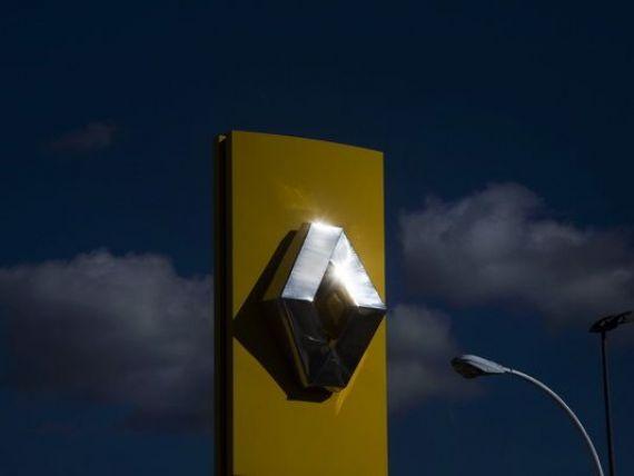 Titlurile Renault, in picaj cu 22% dupa anuntul unor perchezitii la sediul companiei. 5 miliarde euro pierdere din capitalizarea de piata