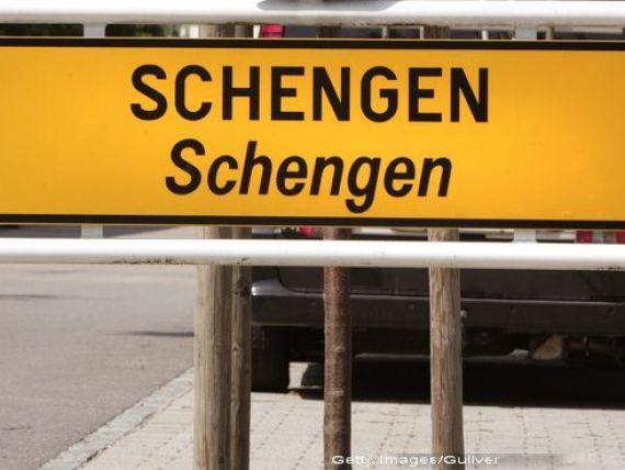 Ce ar insemna disparitia Schengen. Juncker: Pastrarea monedei euro nu ar mai avea sens