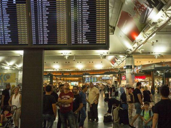 Efectul grevelor repetate de la Lufthansa. Care este acum al treilea aeroport din Europa, dupa ce Frankfurt a pierdut podiumul. Va concura cu Heathrow si Charles de Gaulle