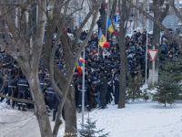 Republica Moldova se pregateste pentru o noua zi de proteste. Membrii guvernului Pavel Filip au depus juramantul