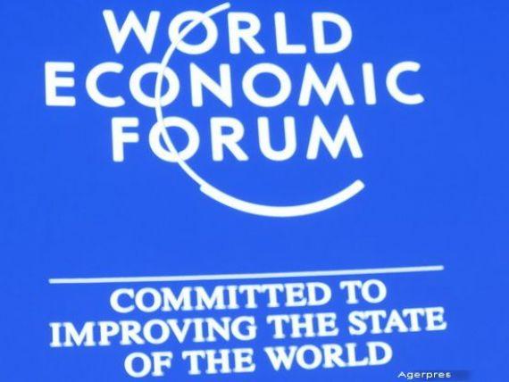 Davos. Multi experti avertizeaza ca urmeaza o criza asemanatoare celei din 2008, dar antrenata de petrol