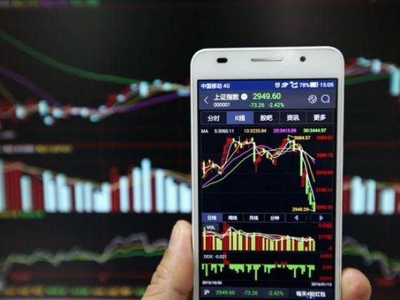 Bursa din China, in cadere libera, dar potrivit presei de stat ce se intampla nu reflecta economia reala. Pierderea din ianuarie a ajuns la 2 trilioane dolari