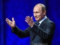 Vladimir Putin a lansat  Batmobilul  in versiune ruseasca